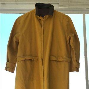Banana Republic Yellow Cotton Duster Size XL